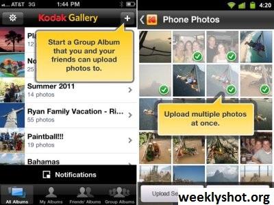 Kodak Gallery, Situs Foto Yang Cepat dan Mudah di Akses